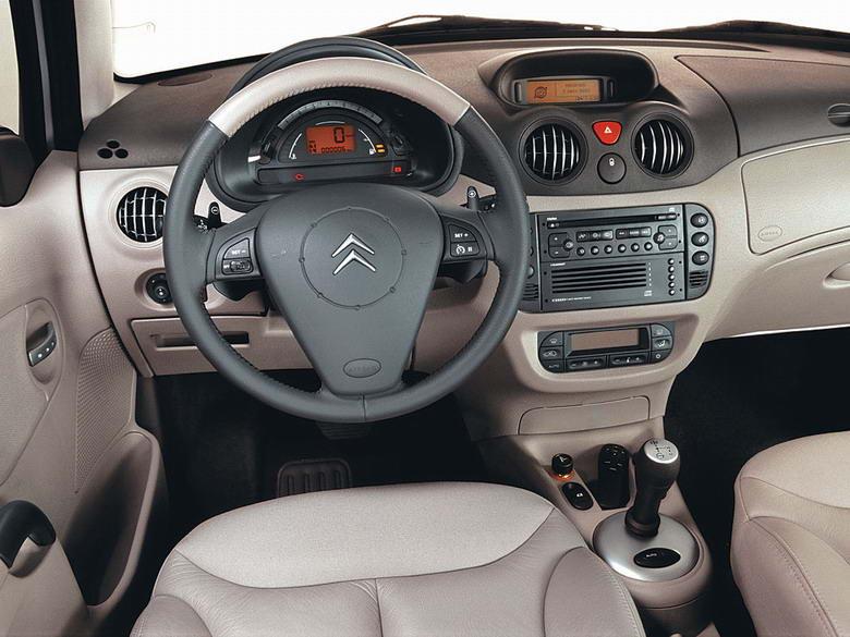 Intérieur de la Citroen C3 sur http://new.citroen.c3 - photos et ...
