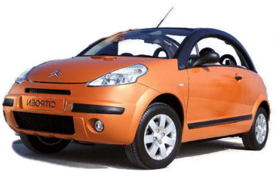 Dans la catégorie des vraies fausses bonnes idées, la Citroën C3 Pluriel se pose en exemple. Voulant surfer sur le succès de la Peugeot 206CC, Citroën a sorti un nouveau concept de véhicule décapotable... qui se révèle au final très peu pratique, loin de ce qui a fait le succès de la 206CC. Echec commercial, cette voiture, malgré un design réussi,  passera très vite dans le domaine des collectors..