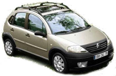 Présentation de la Citroën C3 XTR, une version tout chemins de la Citroën C3..